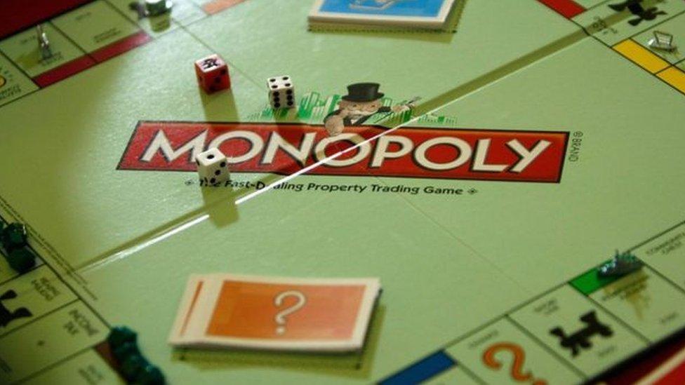Jogo Monopoly