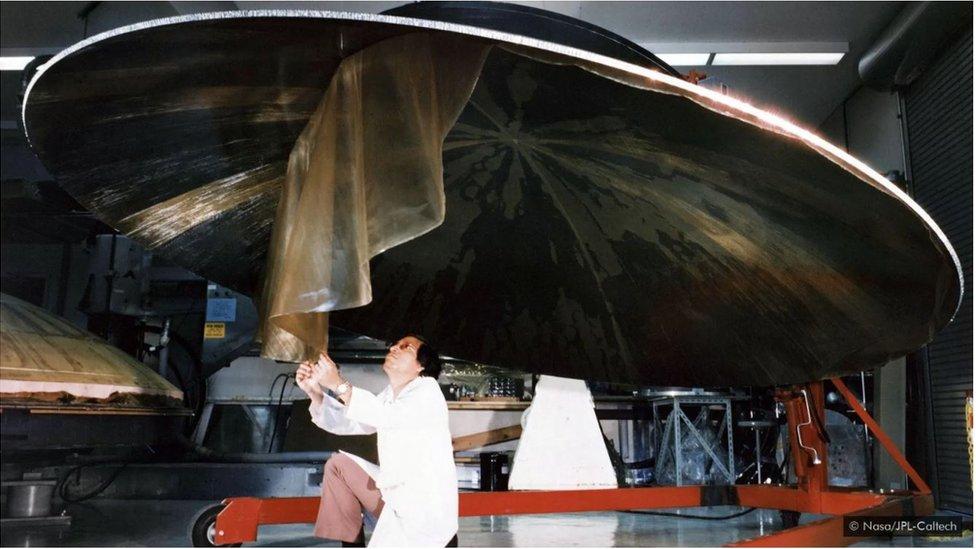 Construccion del Voyager