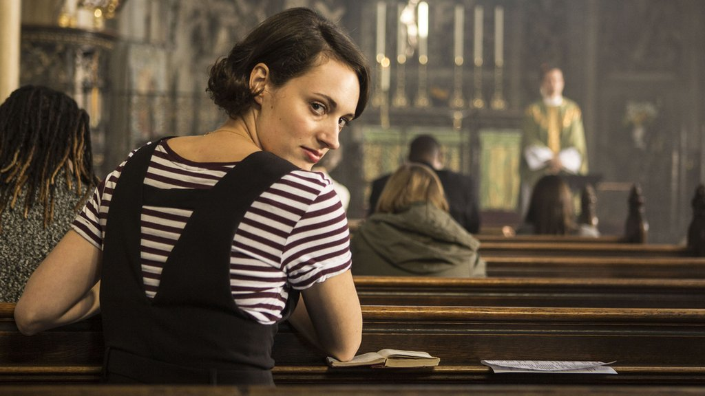 BBC News - Fleabag is back - and she's found religion