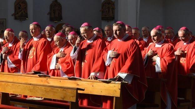 uskup Polandia