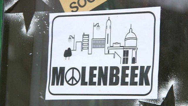 Molenbeek sign