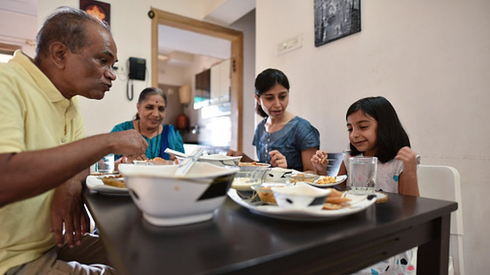 Why Indians Continue to Live in Joint Families
