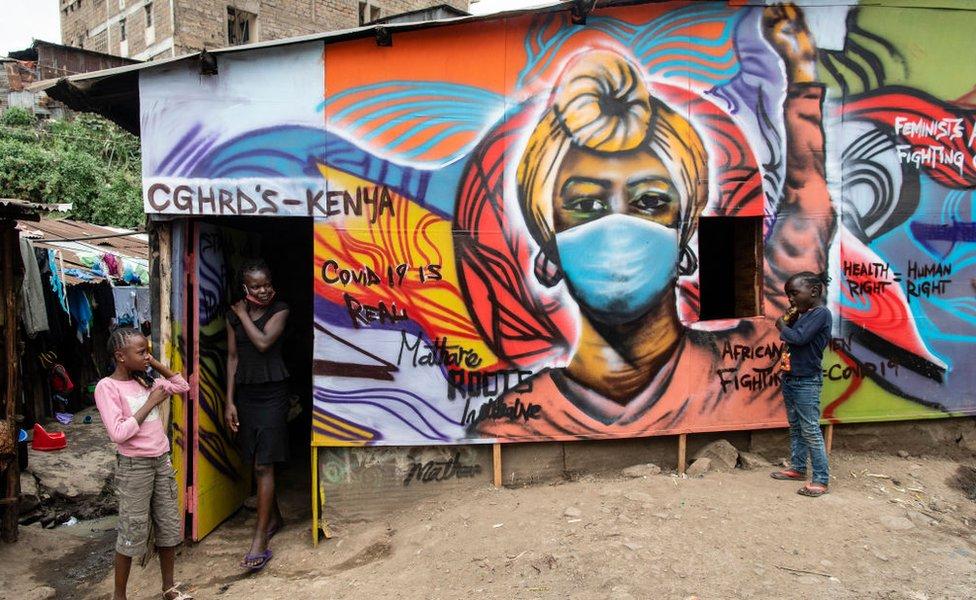 زاد معدل الإصابات اليومية بفيروس كورونا في كينيا في الأسابيع الأخيرة