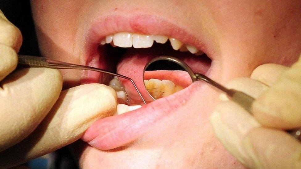 HIV fear over 'dirty' dental equipment