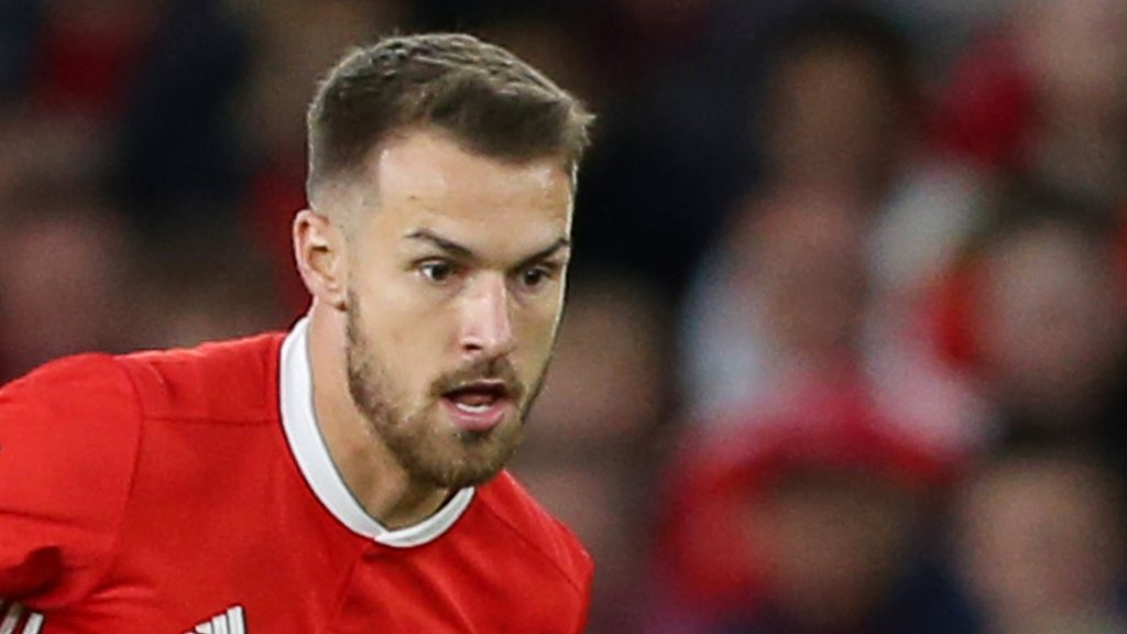 Ramsey out for Wales against Republic of Ireland