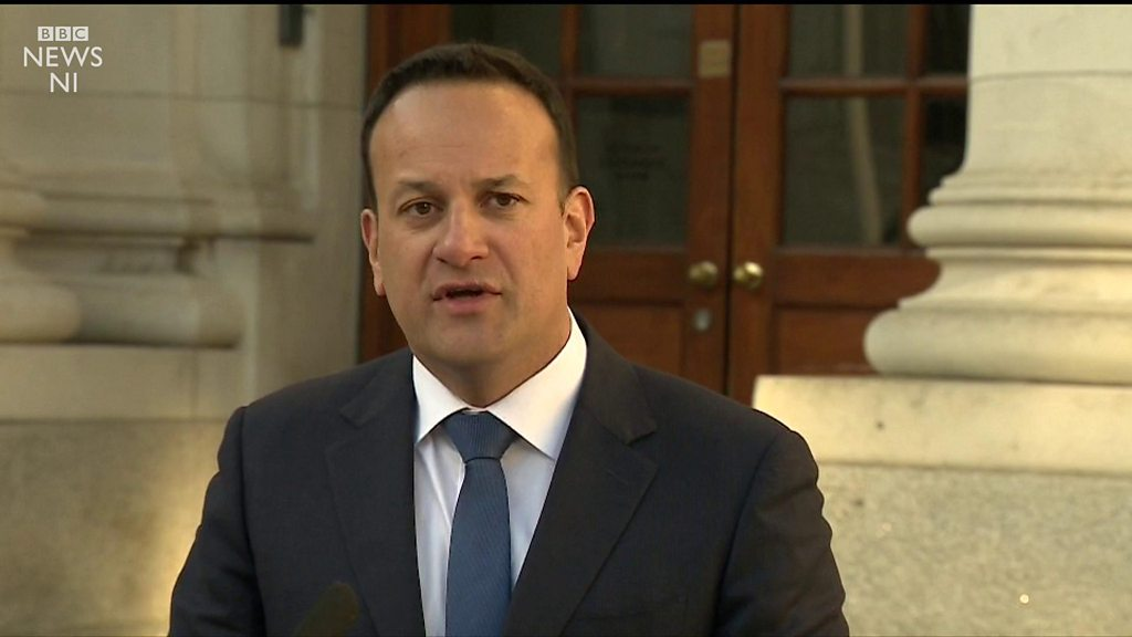 Ireland's no-deal Brexit plans 'now being implemented'