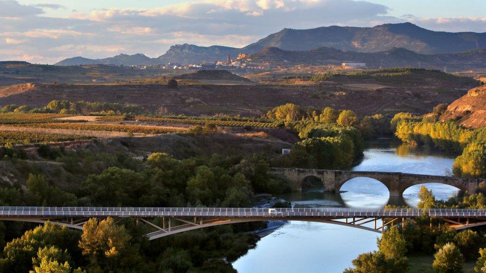 Carrtera en España