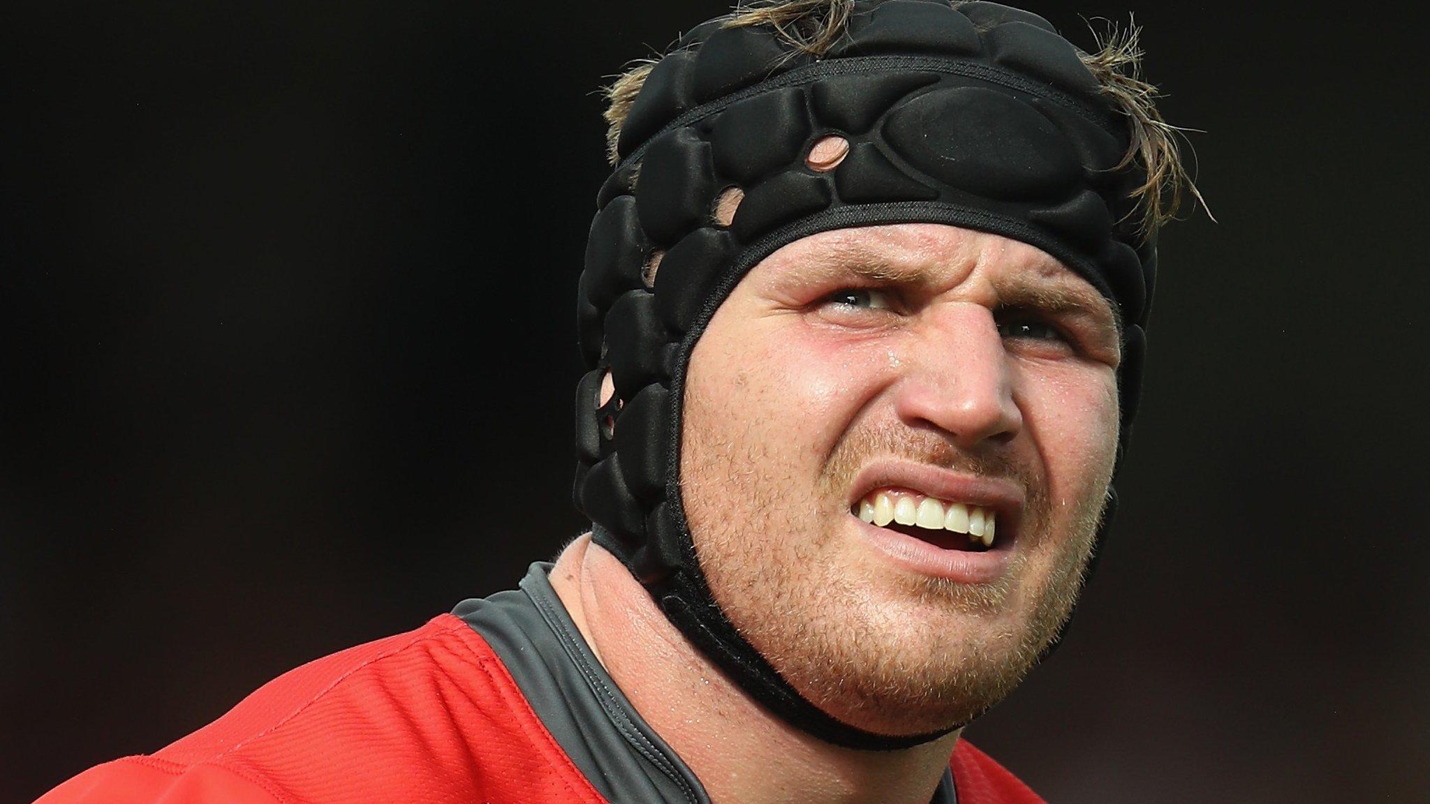 Ben Morgan hopes for England recall