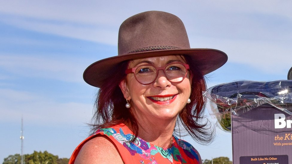 Anne Webster, MP for Mallee in Victoria