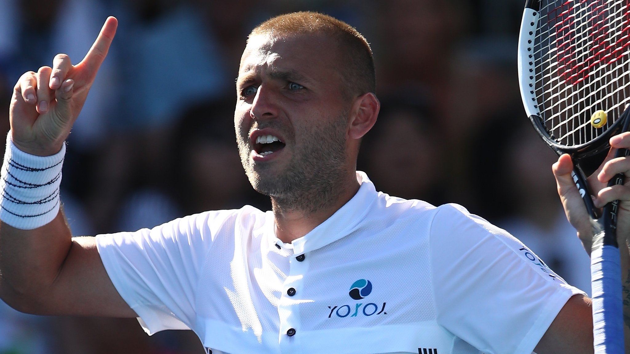 Dan Evans into Delray Beach Open quarter-finals, Cameron Norrie loses in Rio Open