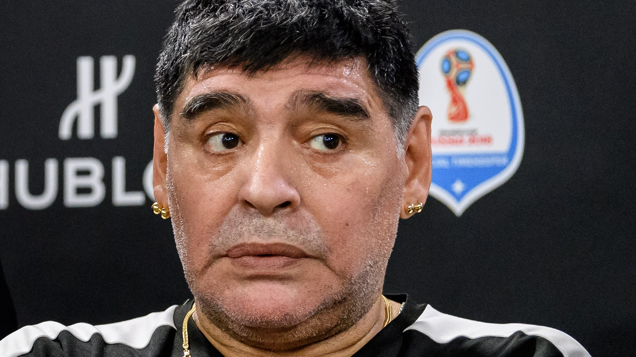 Diego Maradona: Argentina are a 'disgrace' and Jorge Sampaoli 'can't go home playing like that'