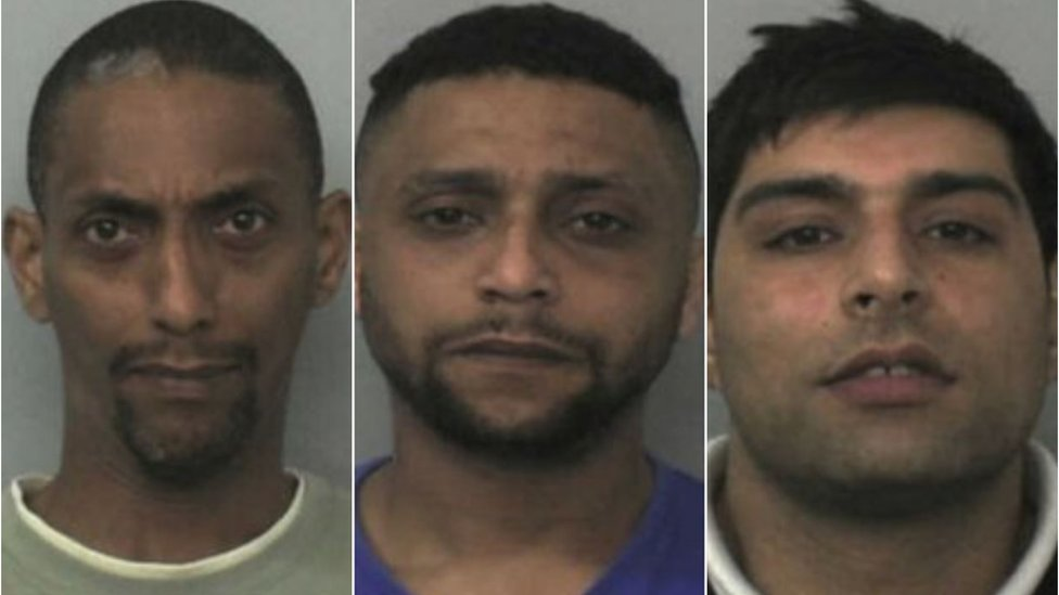 Mohammed Karrar, Bassam Karrar and Anjum Dogar