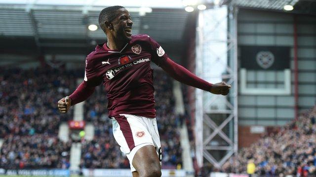 Highlights: Hearts 2-0 Hamilton