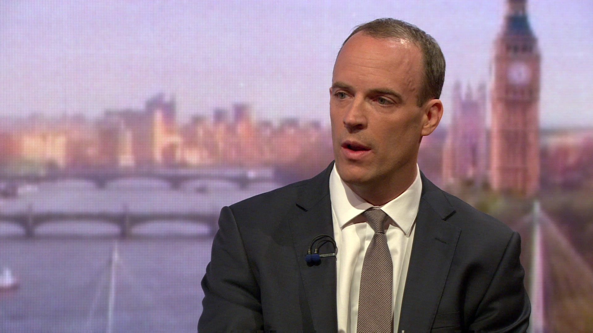 Dominic Raab: We can get Brexit deal done by October
