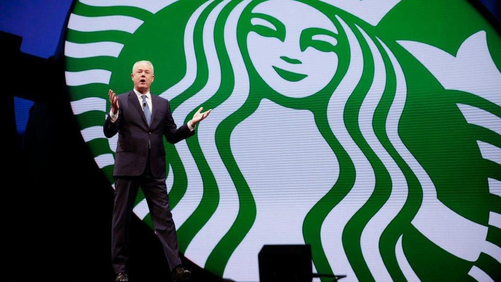 Starbucks: Philadelphia arrests of black men 'reprehensible'