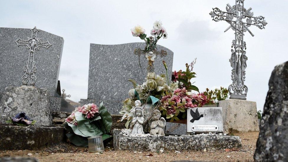 """أُطلق عليها اسم مستعار هو """"الشهيدة الصغيرة"""" ودفنت في قبر لا يحمل اسما"""
