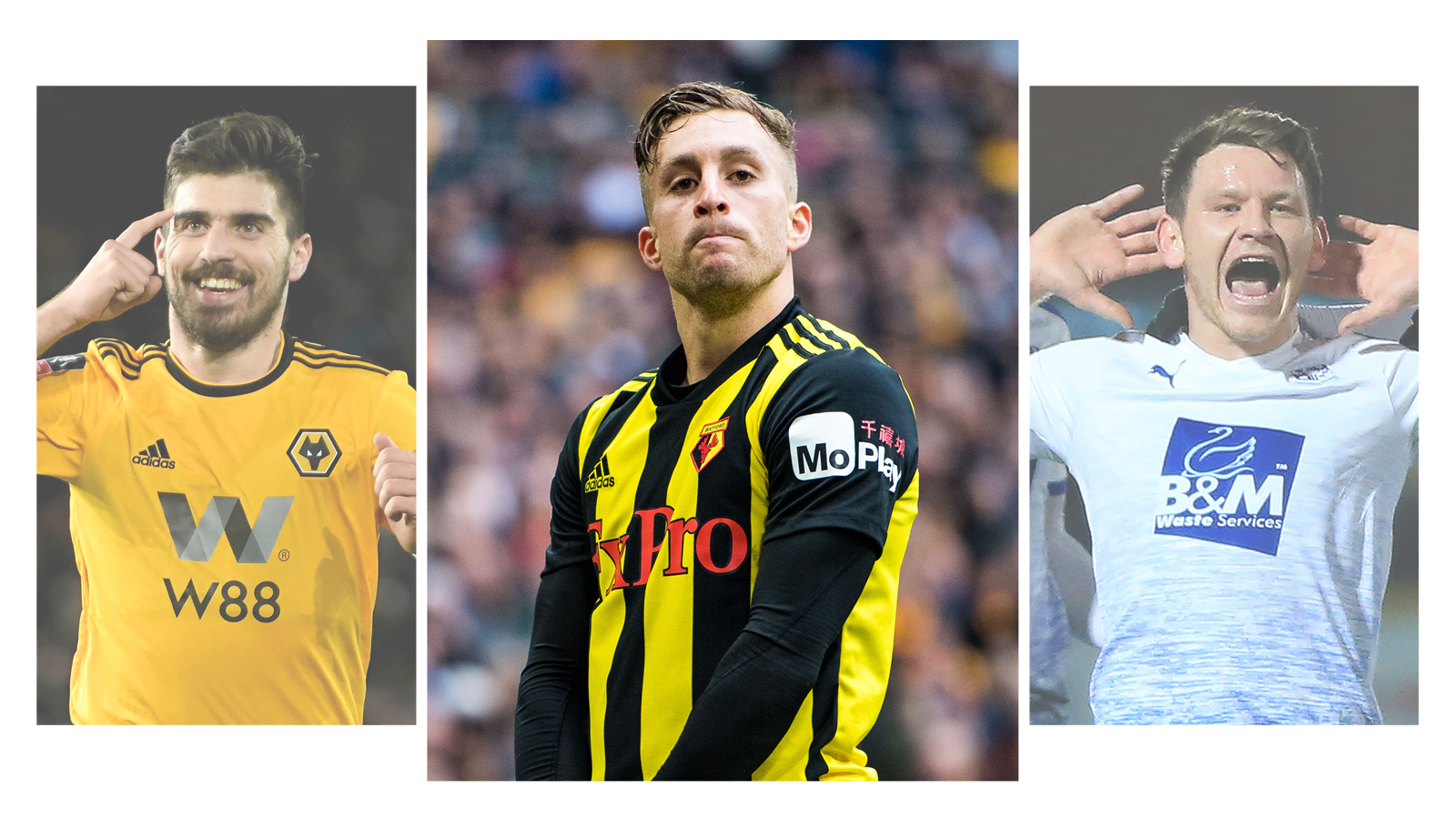 FA Cup goal of tournament: Gerard Deulofeu chip for Watford voted your best