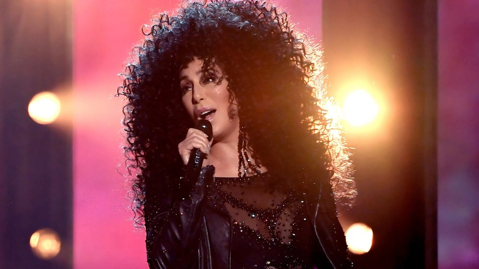 BBC News - Mamma Mia 2: Cher returns to cinema with role in musical