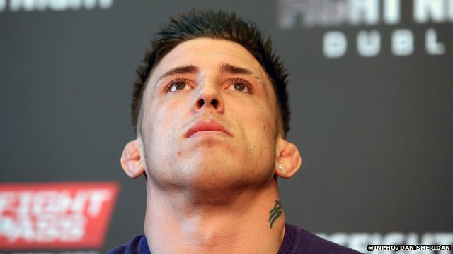 Parke looks ahead to UFC fight night