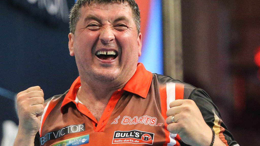 Champions League of Darts: BBC Sport coverage and match schedule