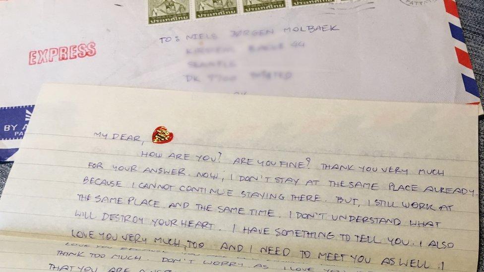 Carta de Sommai.
