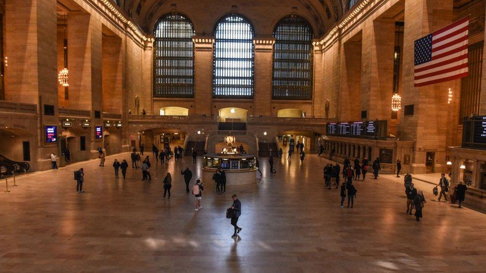 حطة غراند سنترال في نيويورك