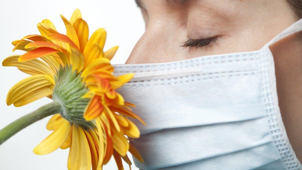 肺炎疫情:喪失嗅覺或味覺是否判斷感染的重要指標