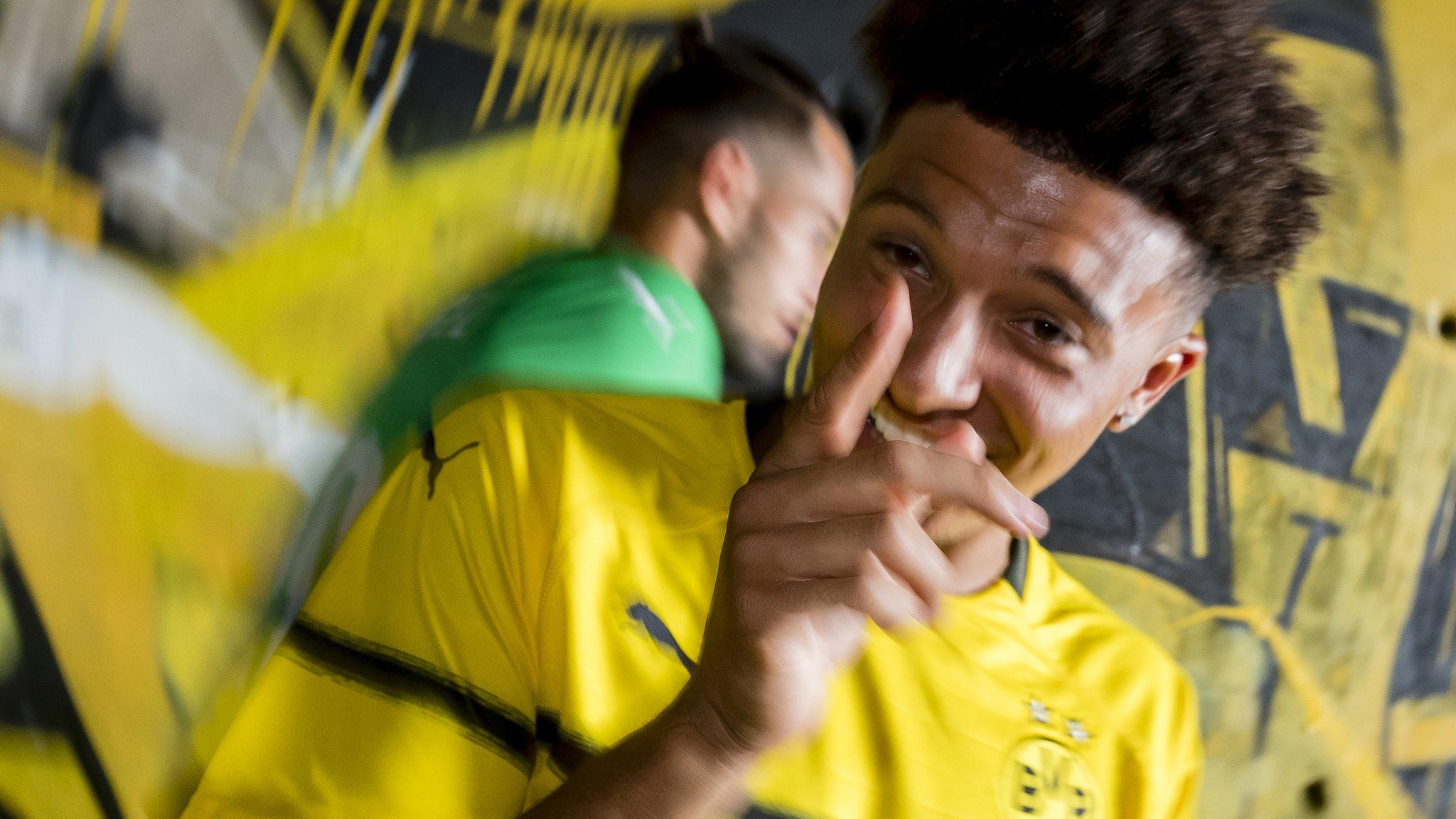 Manchester City v Borussia Dortmund: Jadon Sancho scouting report
