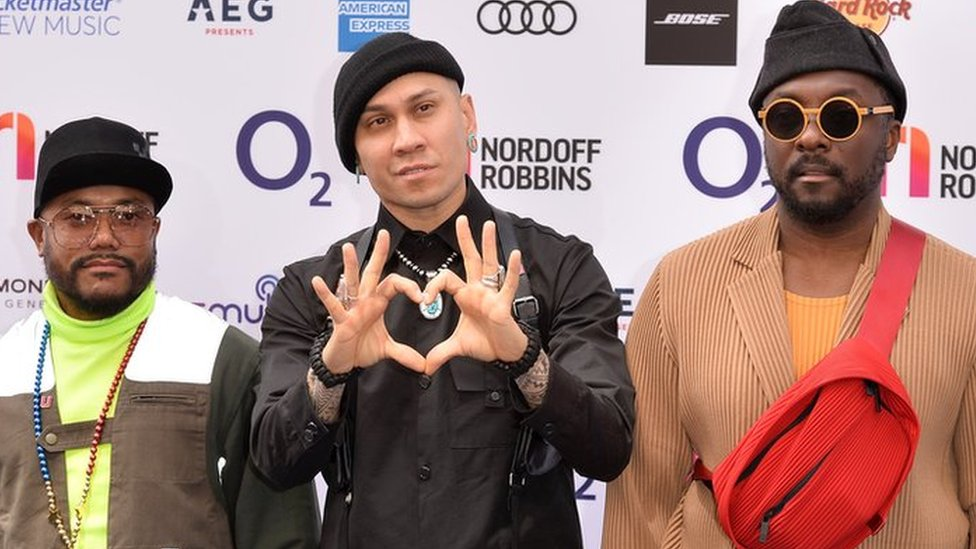 BBC News - How music therapy helped Black Eyed Peas star Taboo