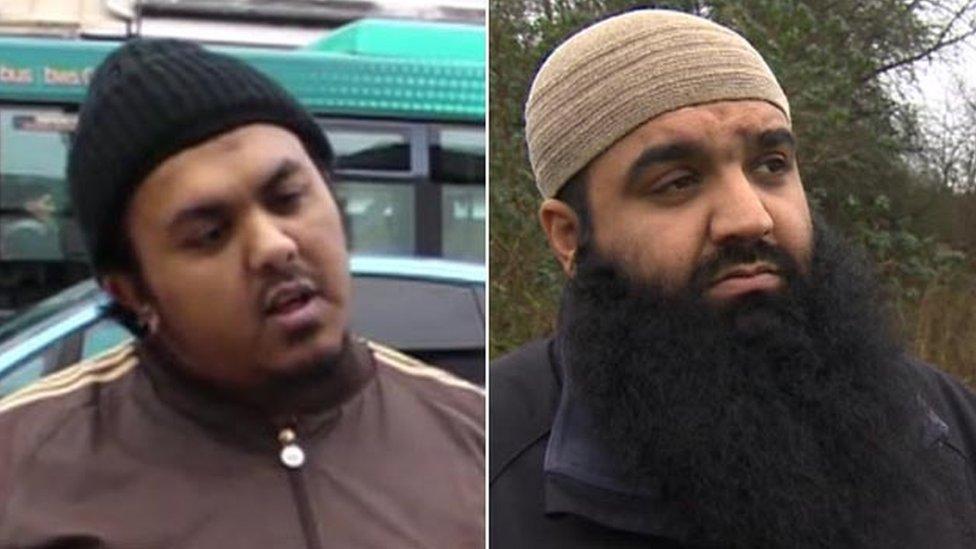 Rofi Islam a Sajid Idris