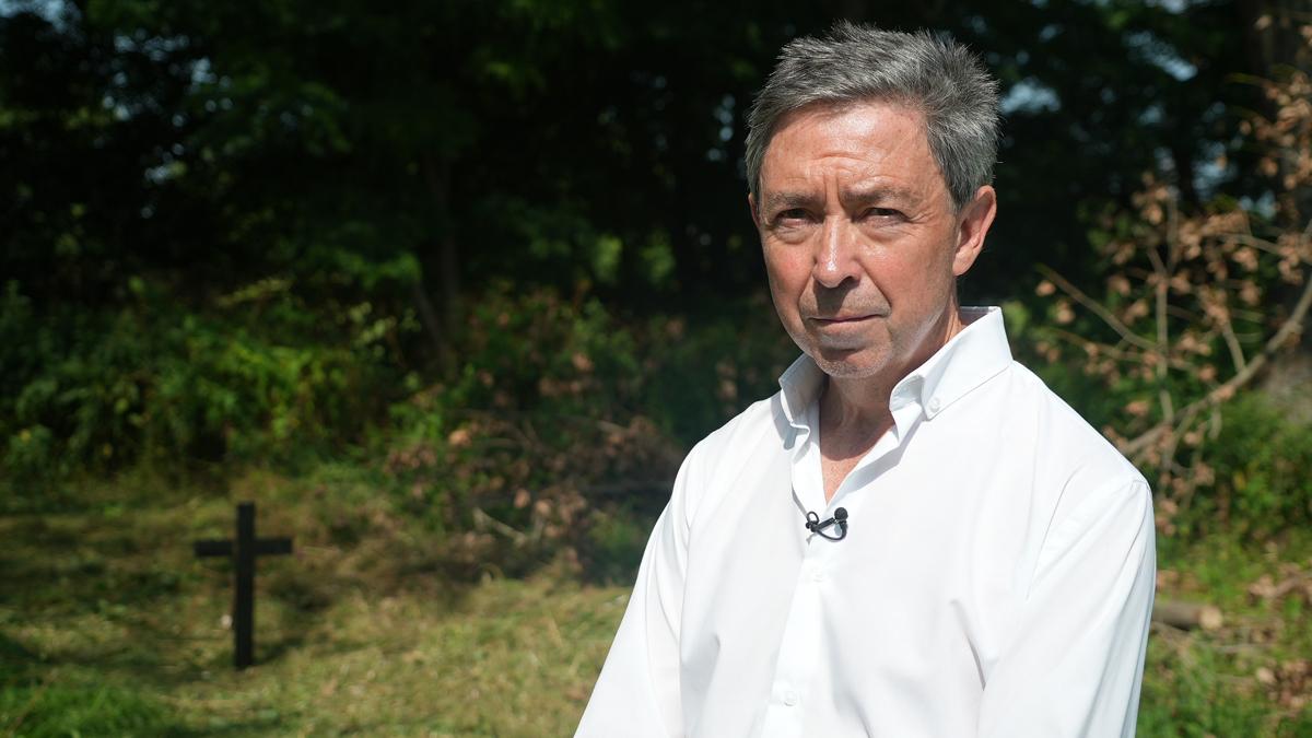 El detective retirado Nick Chalmers (en una foto de 2021)