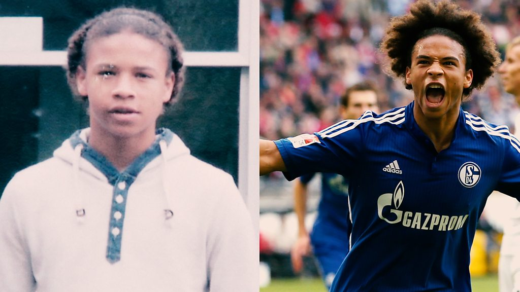 Leroy Sane: How the Schalke schoolboy became a Premier League star at Manchester City