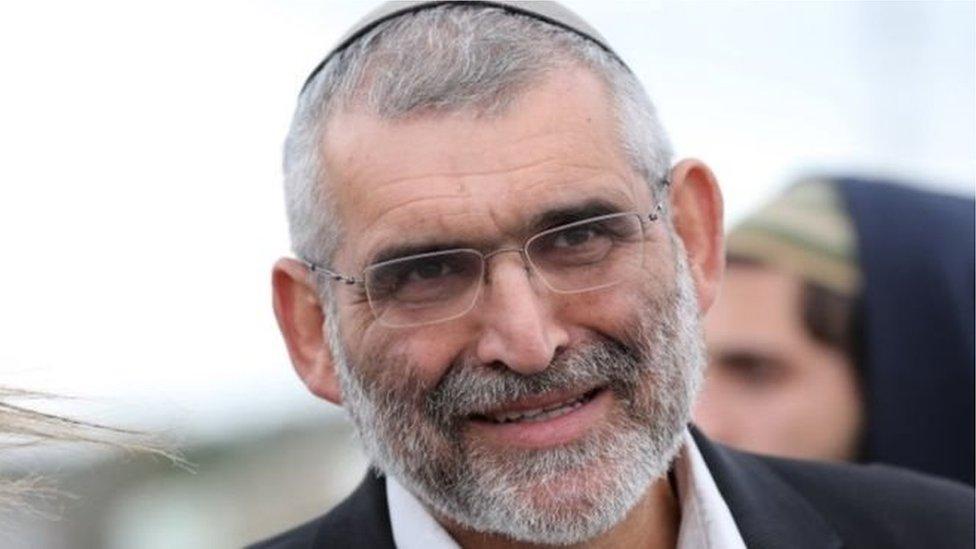 इसराइलः अरब विरोध पर कट्टरपंथी यहूदी नेता पर प्रतिबंध