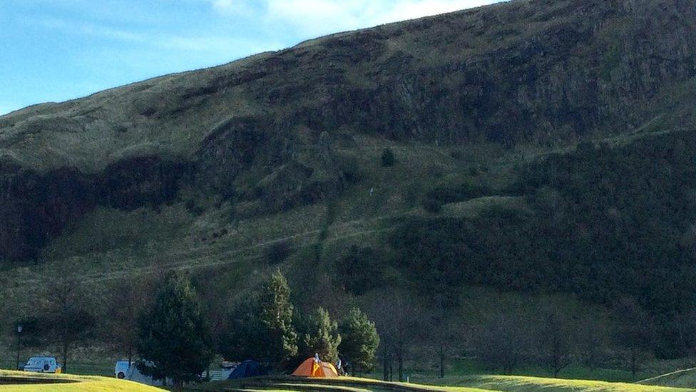 Camp long