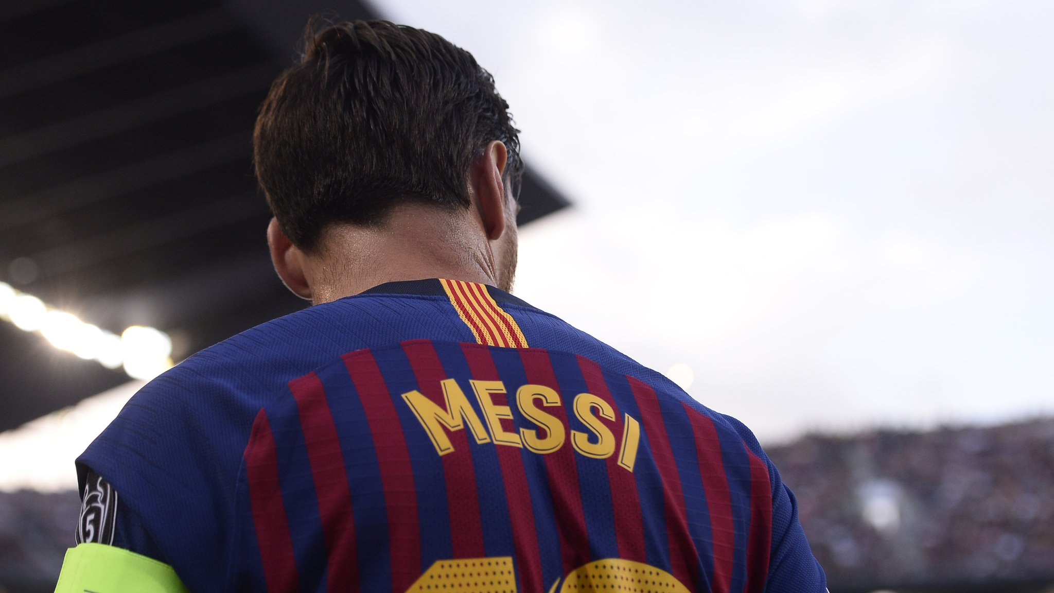 A World Cup memory banished - Messi 'the predator' returns to top form