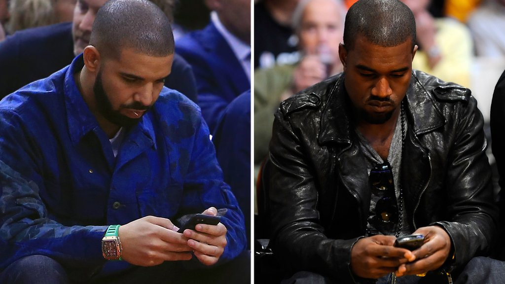 Kanye West vs Drake: What's the story behind their war of words (and emojis)?