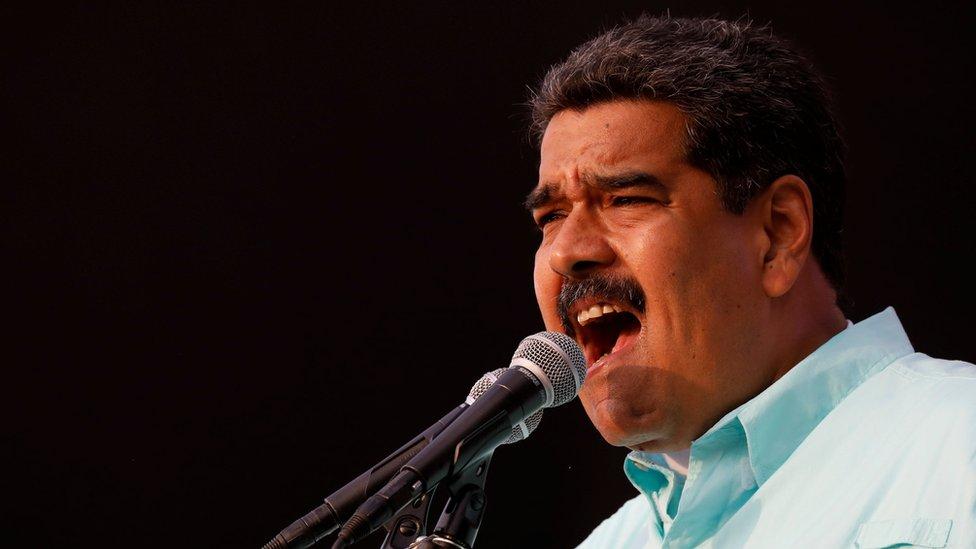 Nicolás Maduro ha pedido incrementar la producción en un millón de barriles al día.