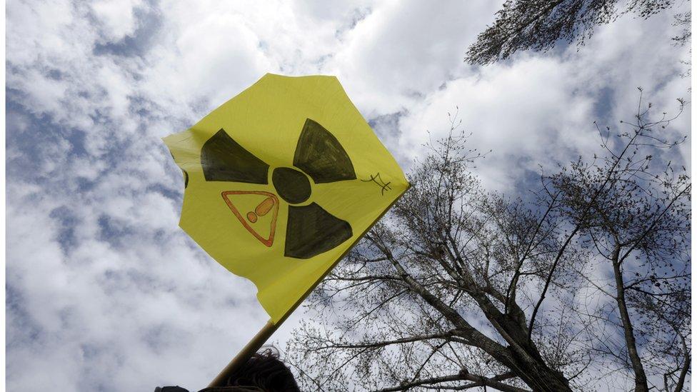 Почему в России отключались станции замера радиации?
