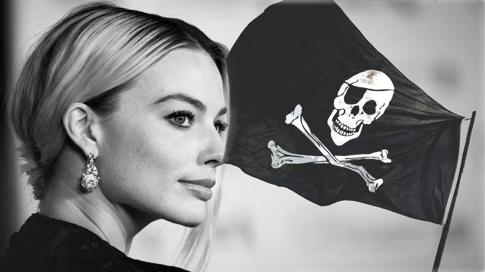 Margot Robbie pirates of the caribbean, film, bajak laut, perempuan