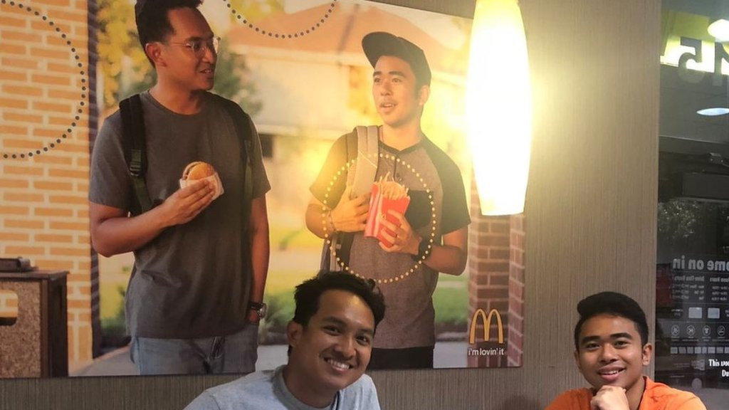 McDonald's pranksters hail 'dream' $50,000 reward