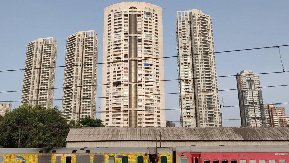 मुंबई की इमारतें