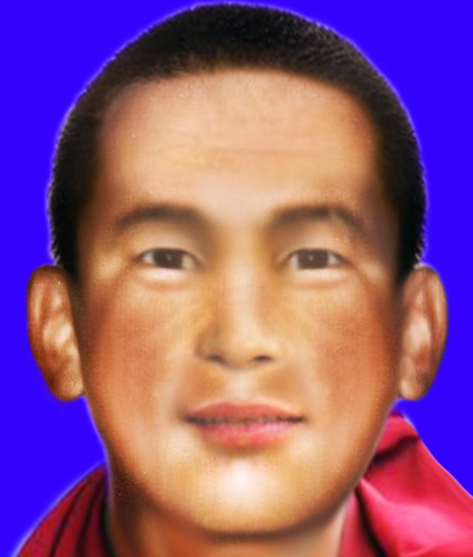 Panchen lama con 26 años