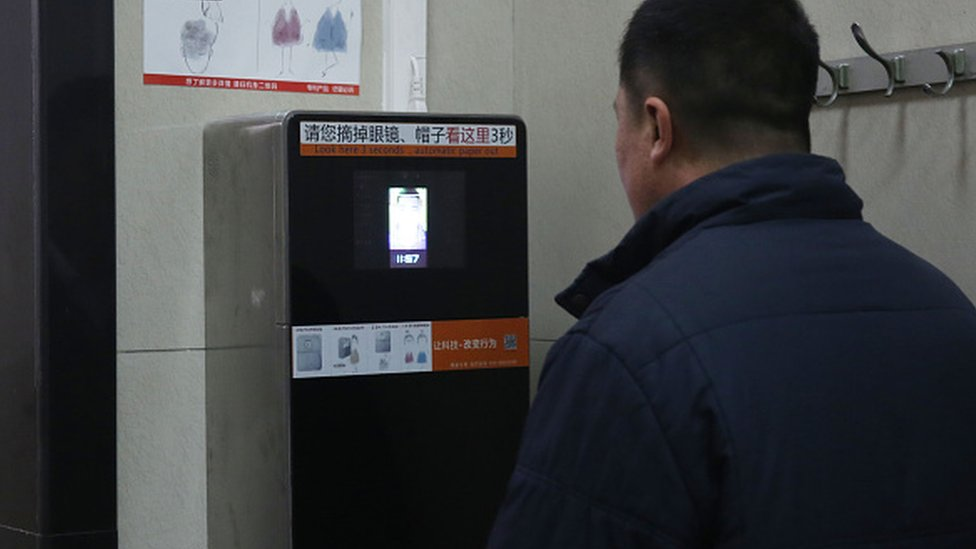 Facial recognition to access toilet roll in Beijing