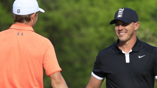 Brooks Koepka takes seven-shot lead into US PGA Championship final round