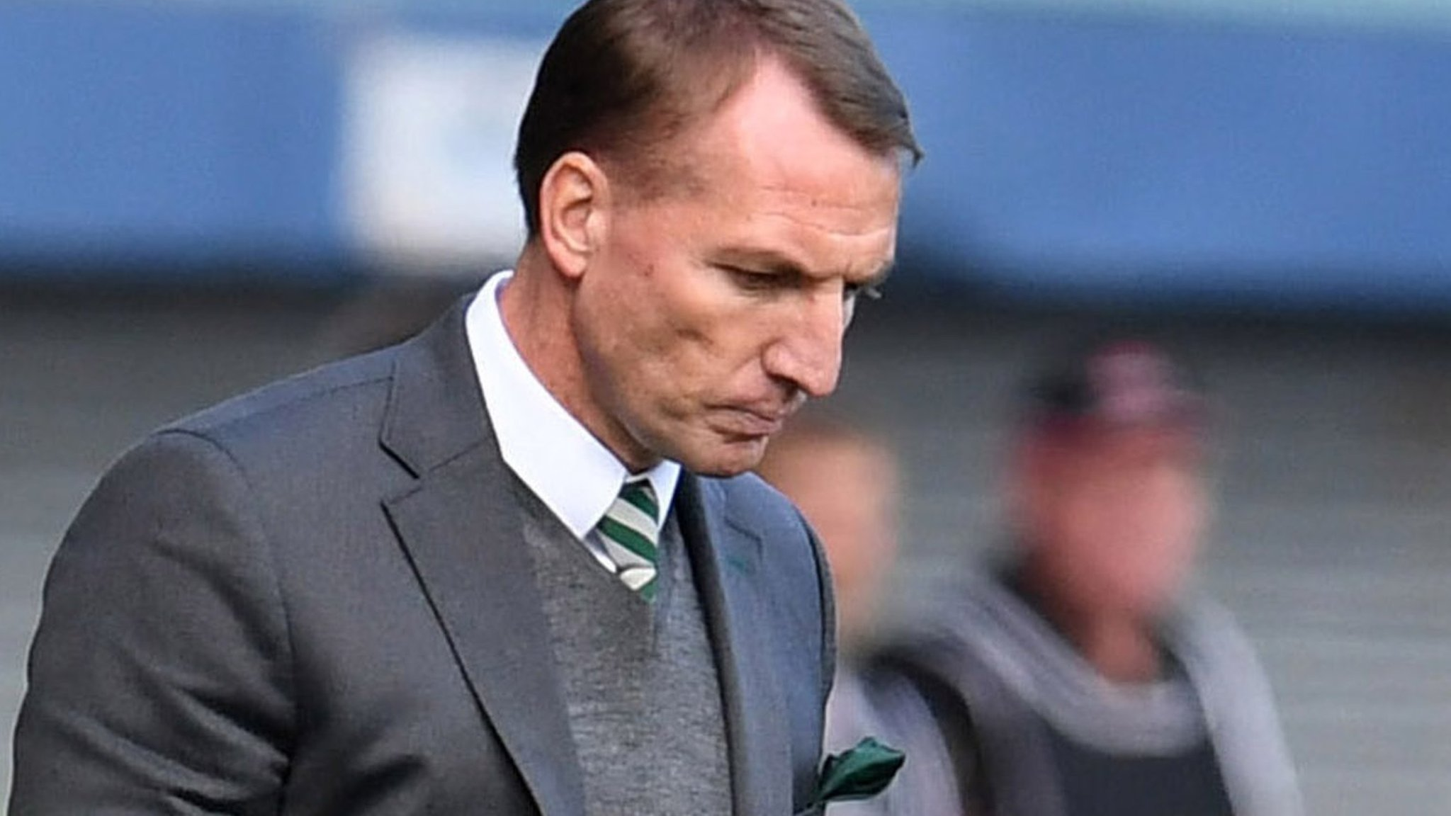 Brendan Rodgers: Celtic fans 'should be alarmed' by slow start to season