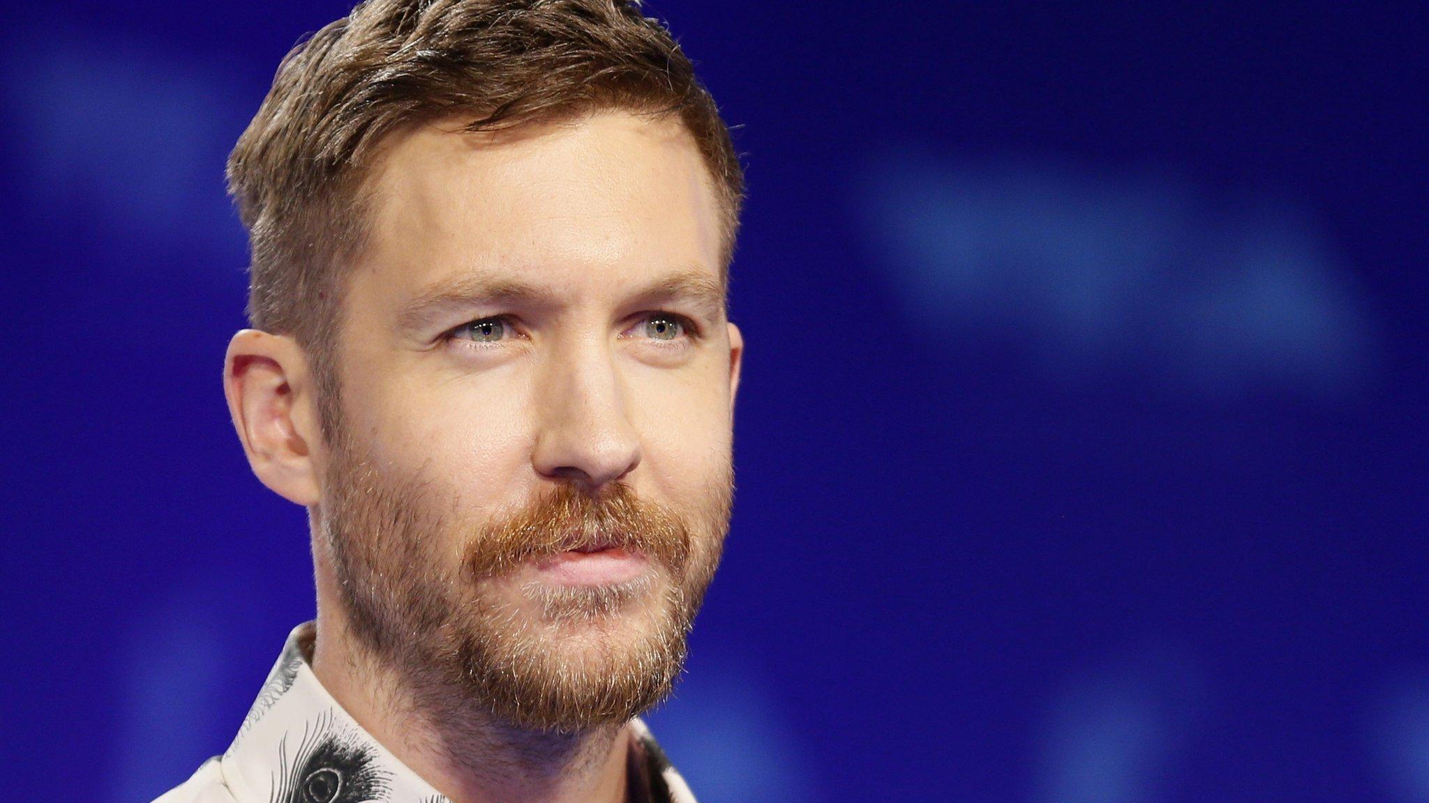 BBC News - Calvin Harris unhappy over Conservative conference song