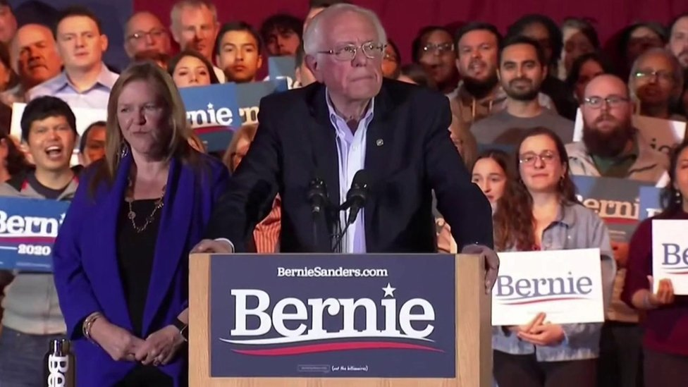 Berni Sanders