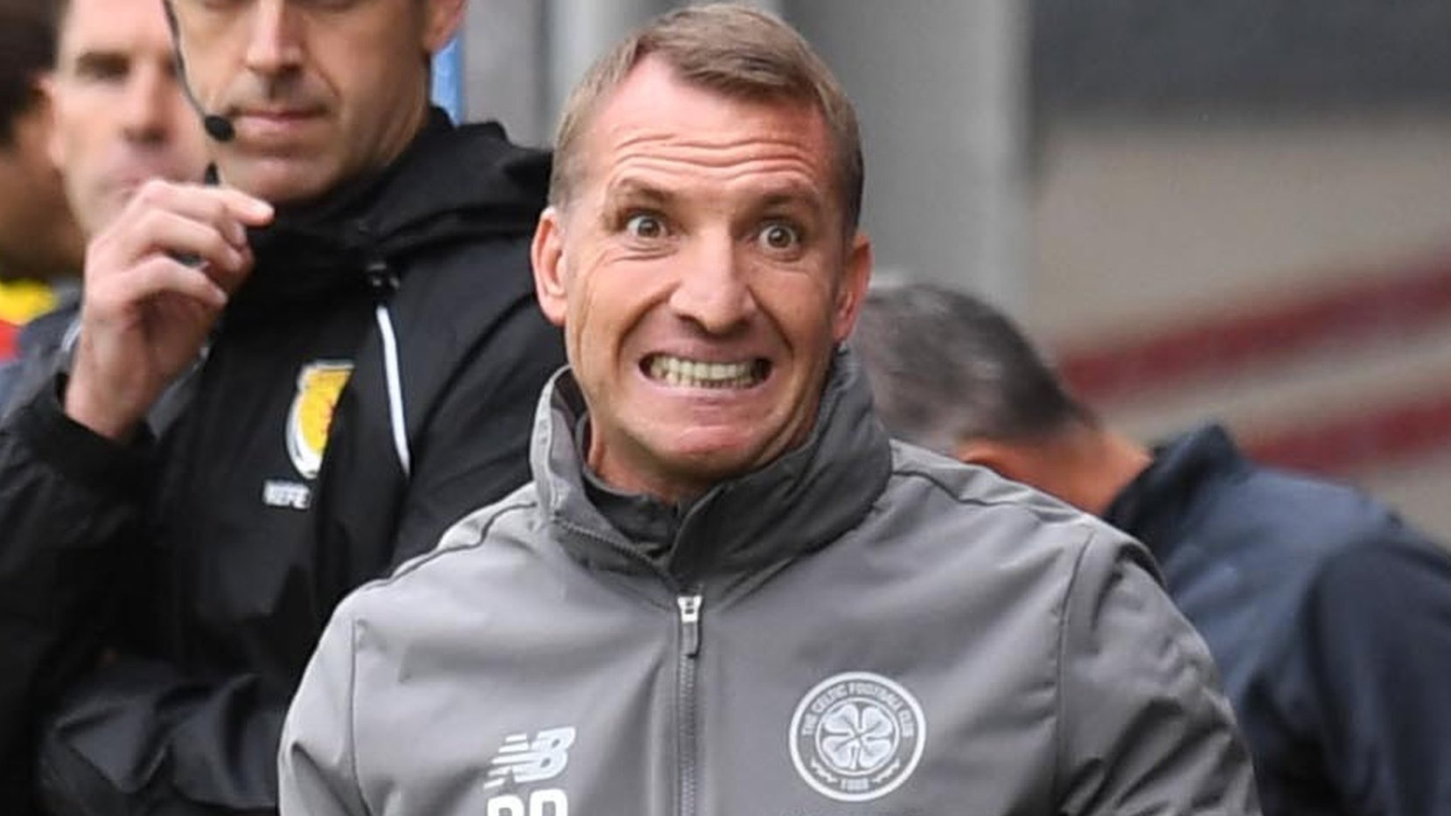 'Some people' trying to 'dismantle' relationship with Celtic board - Rodgers