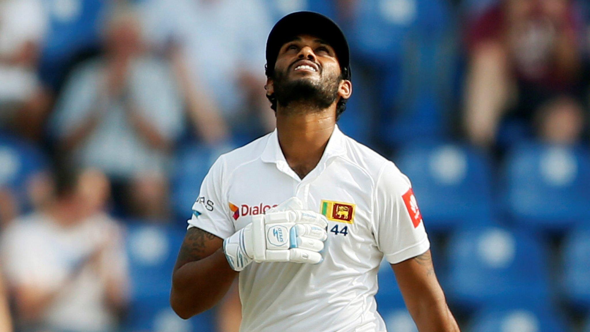 Roshen's 85 gives Sri Lanka lead over England