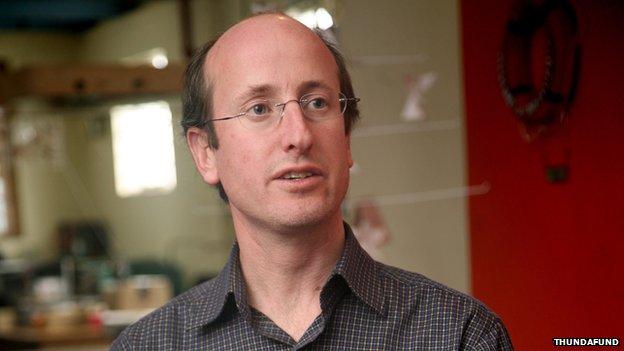 Thundafund chief executive Patrick Schofield